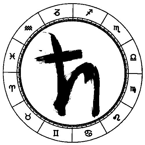 saturn astrology influence